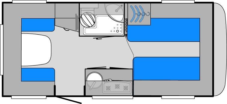 Wohnwagen Umbauen knaus wohnwagen günstig mieten bei albers mobile in nottuln